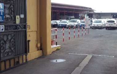Réservez une place dans le parking Idea Rent - Aeroporto di Ciampino scoperto
