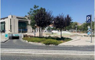 Book a parking spot in SABA Leiria - Parque da Fonte Luminosa car park