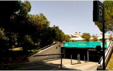 Prenota un posto nel parcheggio SABA Lisboa - Parque do Alto do Parque