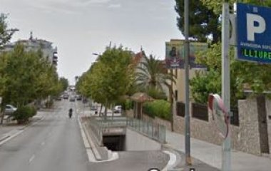 Parking Sitges Avenida Sofía