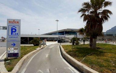 Reservar una plaça al parking Quick Aeroporto Palermo