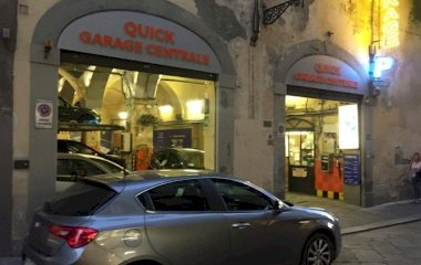 Reservar una plaça al parking Quick Garage Centrale Firenze