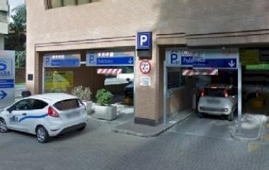 Reservar una plaza en el parking Quick Policlinico Bologna