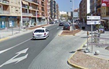 Reservar una plaza en el parking APK2 Avda. de l'Orxata