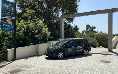 Book a parking spot in OPOPARK - Descoberto car park