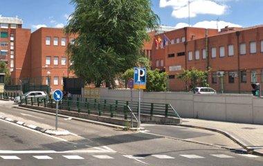 Reservar una plaza en el parking Aparcamiento Verdaguer y García