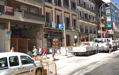 Reservar una plaza en el parking Atocha 70