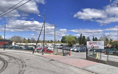 Reservar una plaça al parking Barajas T1-T2