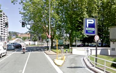 Prenota un posto nel parcheggio APK2 Pio XII Amara