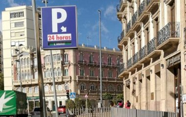 Prenota un posto nel parcheggio Obispo Orberá