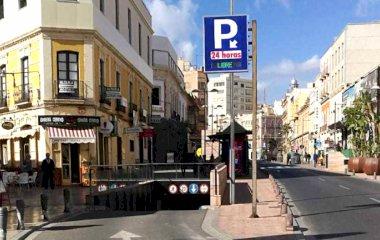 Reservar una plaza en el parking Obispo Orberá