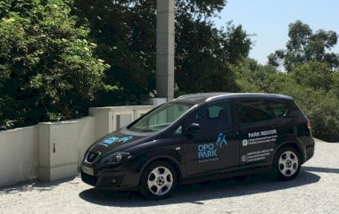 Book a parking spot in OPOPARK - Shuttle Coberto car park