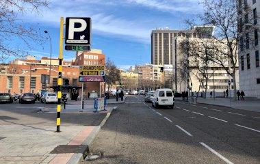 Reserveer een parkeerplek in parkeergarage José Castán Tobeñas