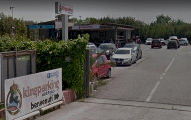 Prenota un posto nel parcheggio Kingparking Fiumicino