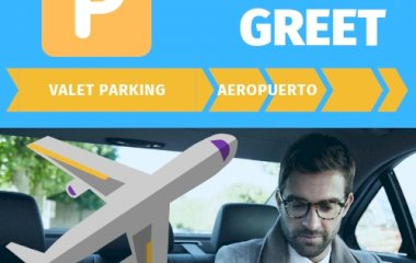 Reservar una plaza en el parking Park & Greet Barcelona - Valet T2