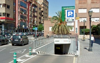 Reserveer een parkeerplek in parkeergarage APK2 Aragón - Chile