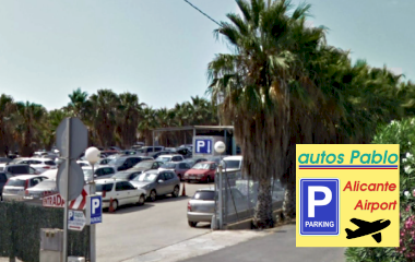 Reservar una plaça al parking Autos Pablo Alicante Airport - Shuttle - Interior