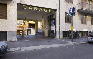 Book A Parking Spot In Garage Copernico Car Park