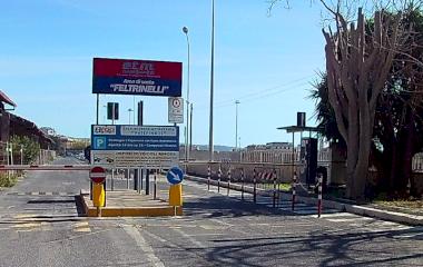 Prenota un posto nel parcheggio LogiPort Feltrinelli-Civitavecchia