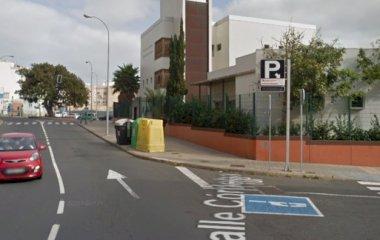 Buch einen Parkplatz im IC - Nuevos Juzgados Parkplatz.