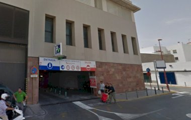 Reservar una plaza en el parking IC - Plaza de Abastos