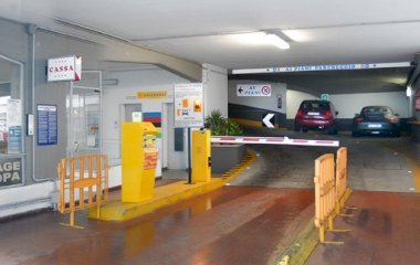 Book a parking spot in Garage Europa car park