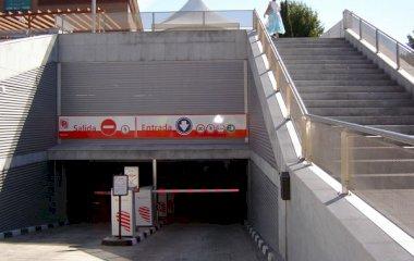 Prenota un posto nel parcheggio IC - Ciudad de Nara