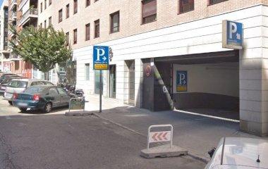 Reservar una plaza en el parking IC - Alenza - Ponzano