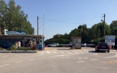Book a parking spot in Terminal Fusina Venezia car park
