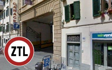 Book a parking spot in Florence Parking New Excelsior car park