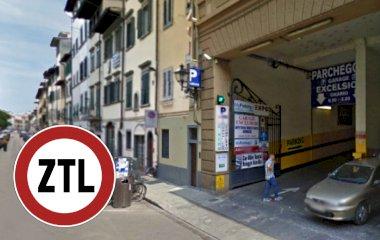 Reservar una plaza en el parking Florence Parking New Excelsior
