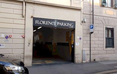 Prenota un posto nel parcheggio Florence Cimabue