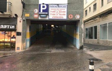 Prenota un posto nel parcheggio Centro - Mercado