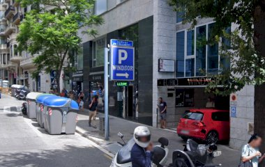 Parking Diagonal - Via Augusta - Rambla Catalunya COEN Windsor