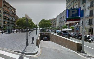 Book a parking spot in Rambla Nova - Parking Balcó del Mediterrani car park