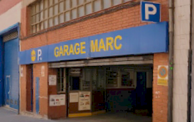 Book a parking spot in Centro Santa Coloma - Garatge Marc car park