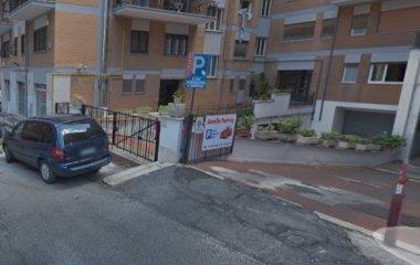 Prenota un posto nel parcheggio Aurelia