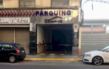 Reservar una plaza en el parking Demave