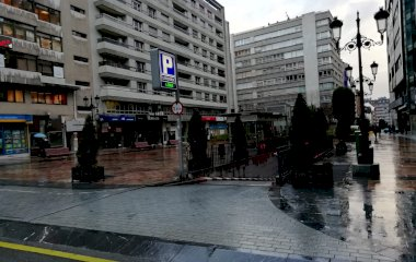 Reservar una plaza en el parking APK2 Plaza Longoria Carbajal