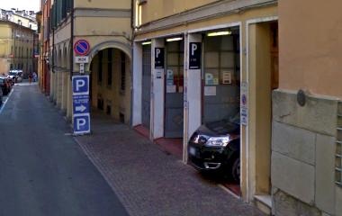 Reservar una plaza en el parking Autorimessa Garage degli  Angeli