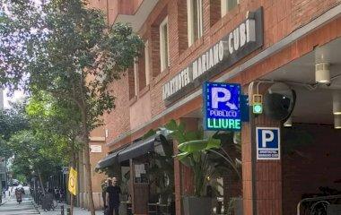 Réservez une place dans le parking PARKMESTRES Mariano Cubi