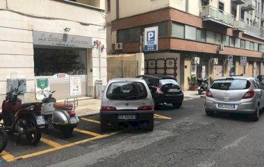 Reservar una plaza en el parking AC Agrigento