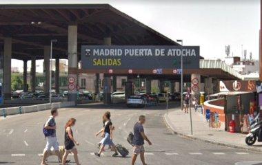 Reservar una plaza en el parking Blue Valet Estacion Madrid Puerta de Atocha Exterior