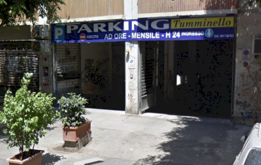 Book a parking spot in Tumminello Via M.D'Azeglio car park