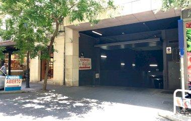 Reserveer een parkeerplek in parkeergarage Mercado de Torrijos