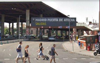 Reservar una plaza en el parking A.Park Estación de Atocha - Valet