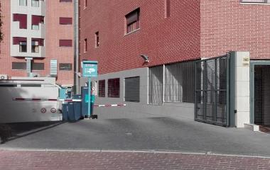 Reserveer een parkeerplek in parkeergarage Los Nogales Hortaleza
