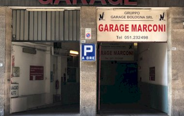 Reservar una plaza en el parking Garage Marconi