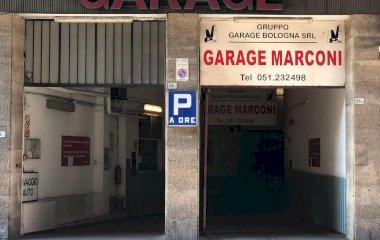 Book a parking spot in Garage Marconi car park
