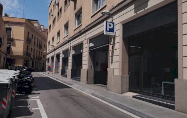 Reservar una plaça al parking Brick